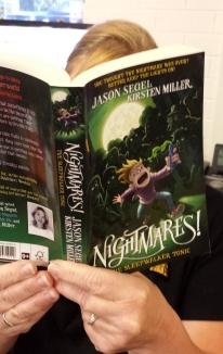 Nightmares! by Jason Seger and Kirsten Miller